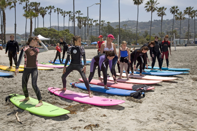 Learning to Surf: My newbie thoughts