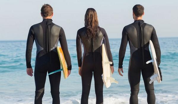 Neoprenos de surf, ¿Cómo elegirlos?, Tipos y guía