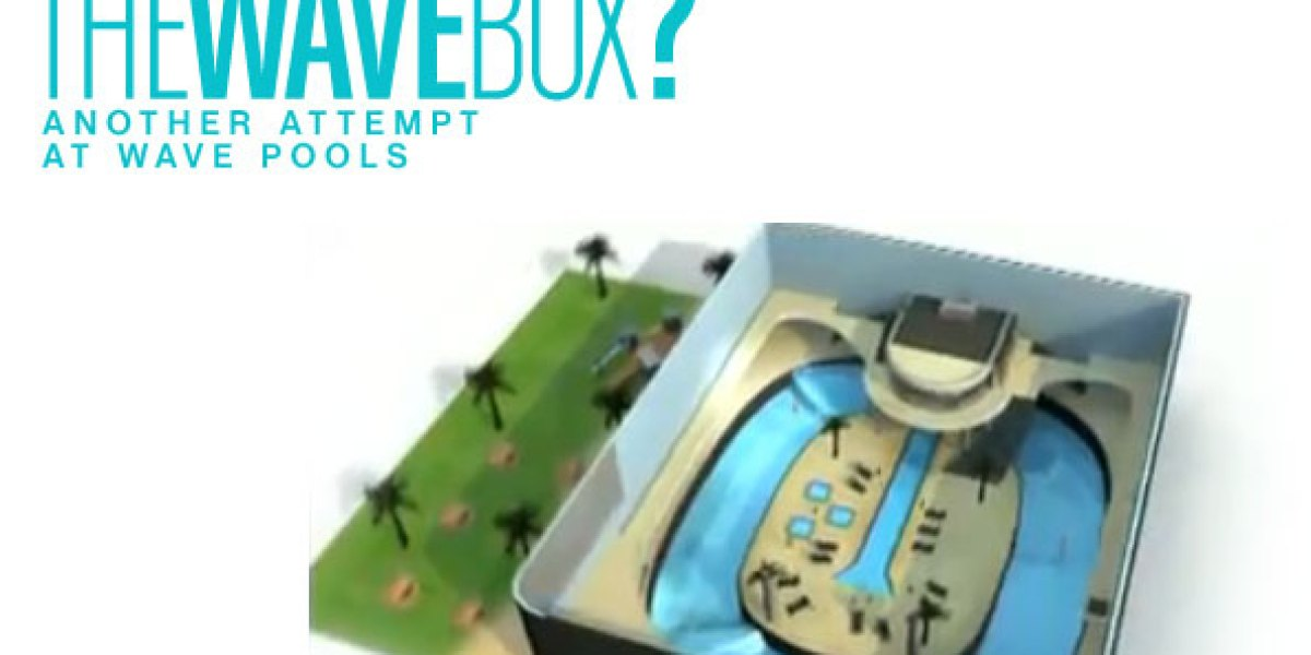The Wave Box? Another Attempt at Wave Pools - SURFER Magazine