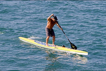 New Restrictions On Standup Surfing