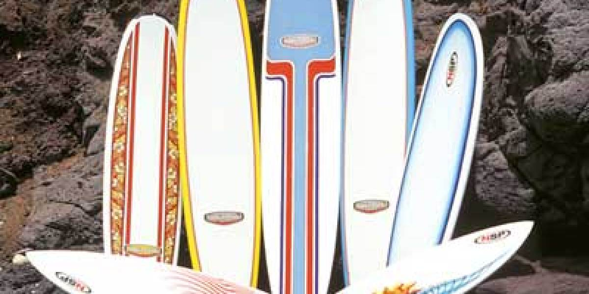 a5704a922d Global Surf Distributes New Boards - SURFER Magazine
