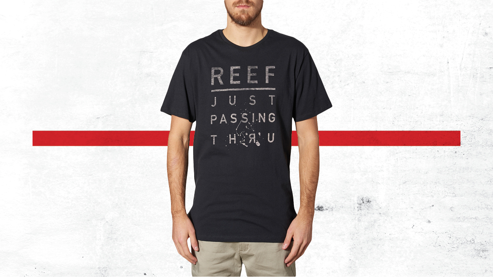 REEF Eyechart Shirt