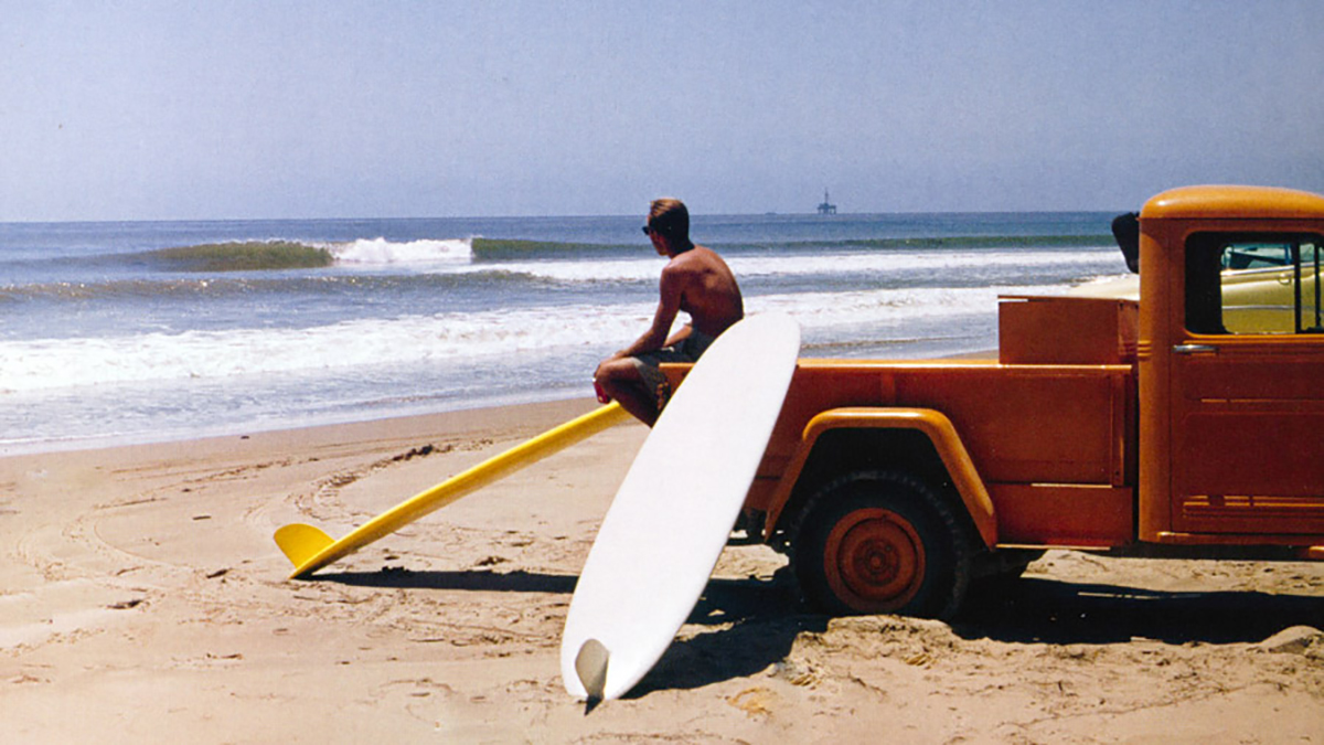 History Of Surfing: PU foam and the great plastics race