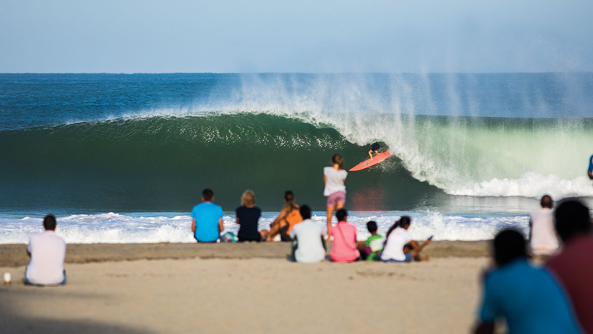 How to chase swells (despite your job) with Bianca Valenti
