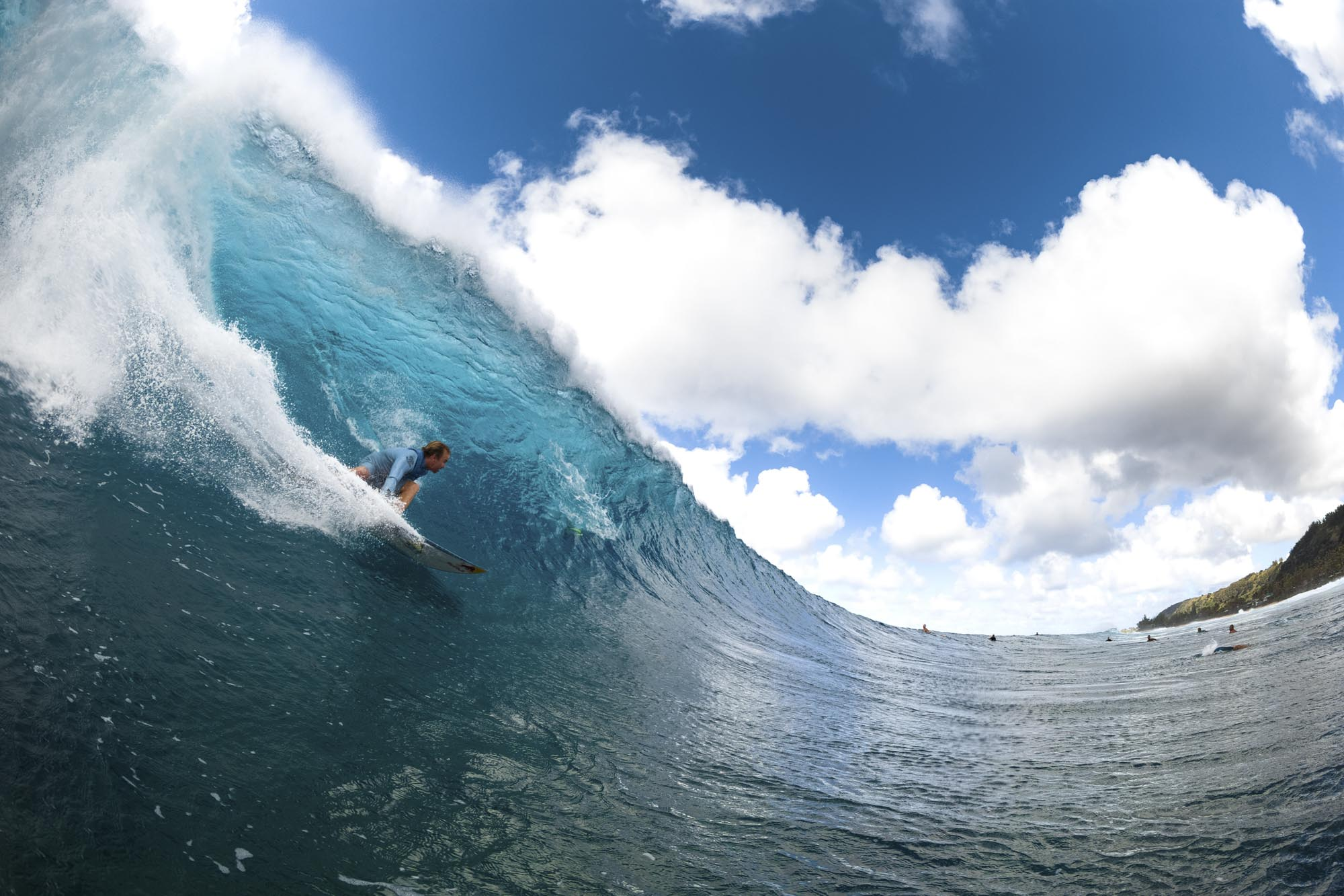 The Five Most Underrated Pipeline Chargers Surfer Magazine