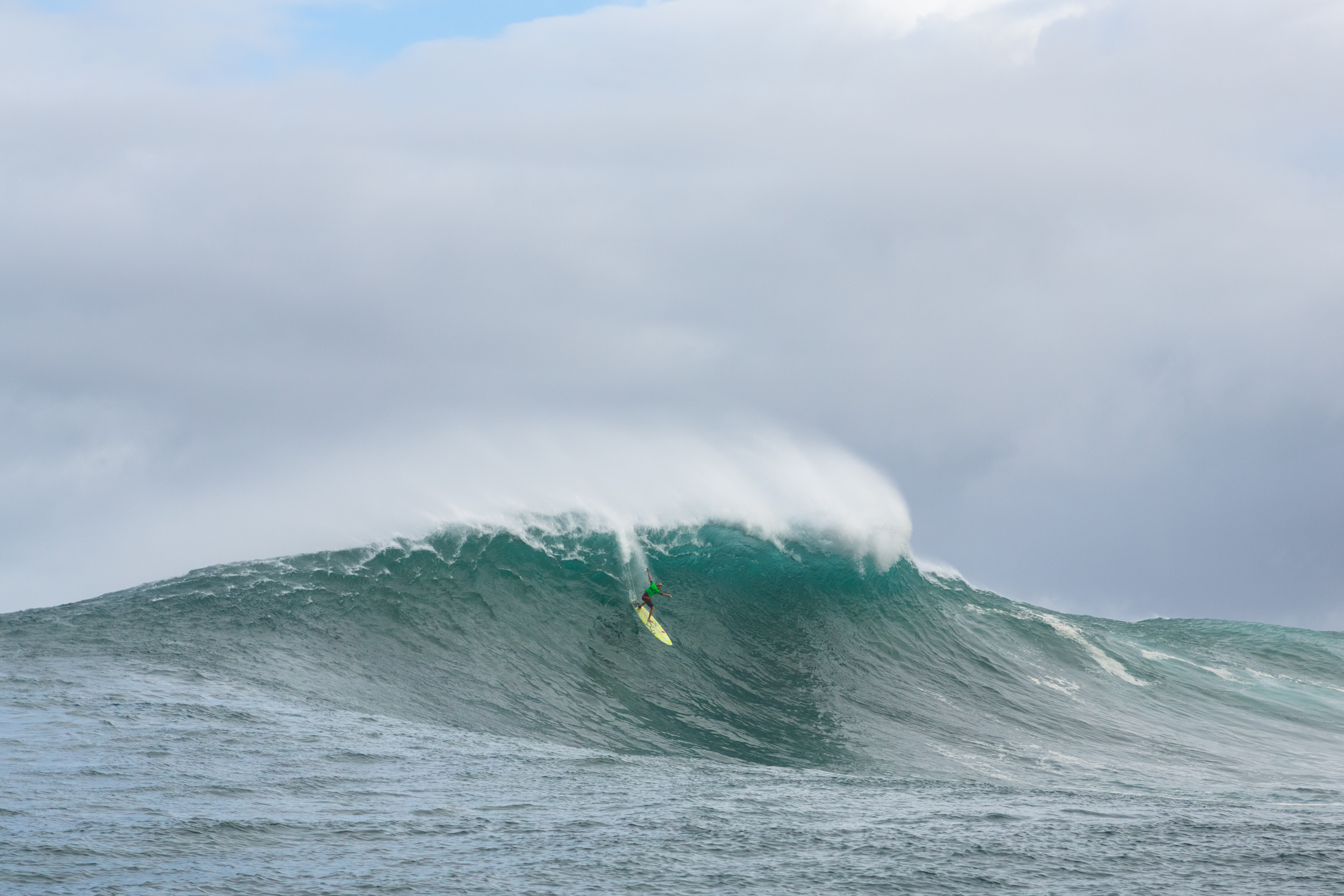 The New York Times Takes On Women S Big Wave Surfing