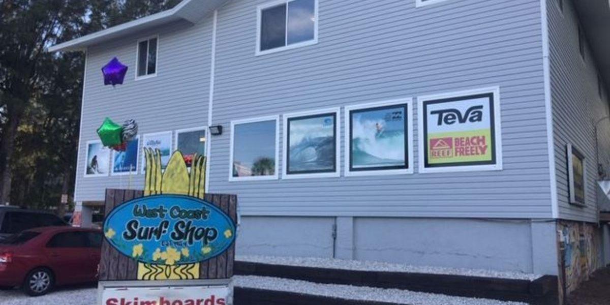 Florida's Oldest Surf Shop Gets New Life