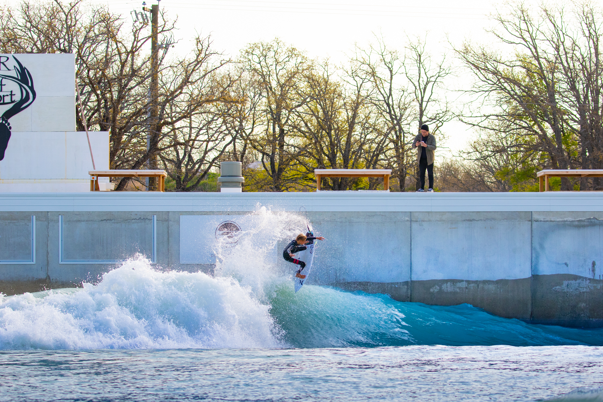 Wrongful Death Lawsuit Filed Against BSR Surf Resort in Waco
