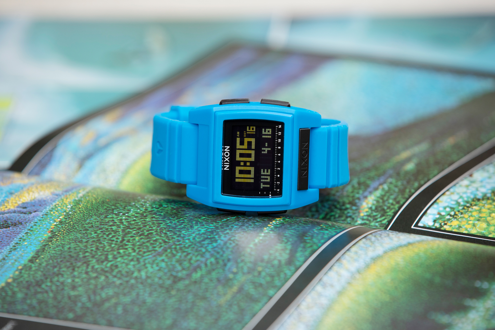 Nixon's Base Tide Pro Gives You Just What You Need - SURFER