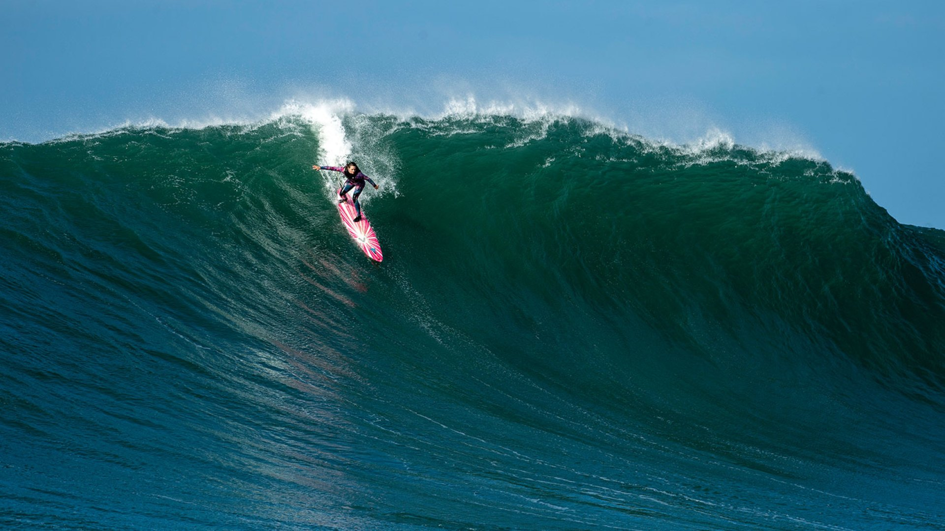 How Big-Wave Surfer Bianca Valenti Fought For Equal Pay in Surfing | SURFER Magazine