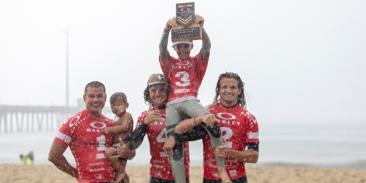 Secret Spot Surf Shop Wins Mid-Atlantic Oakley Surf Shop Challenge Regional Qualifier | SURFER Magazine