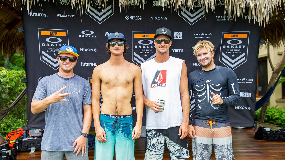 2nd Place: Pacific Wave Surf Shop