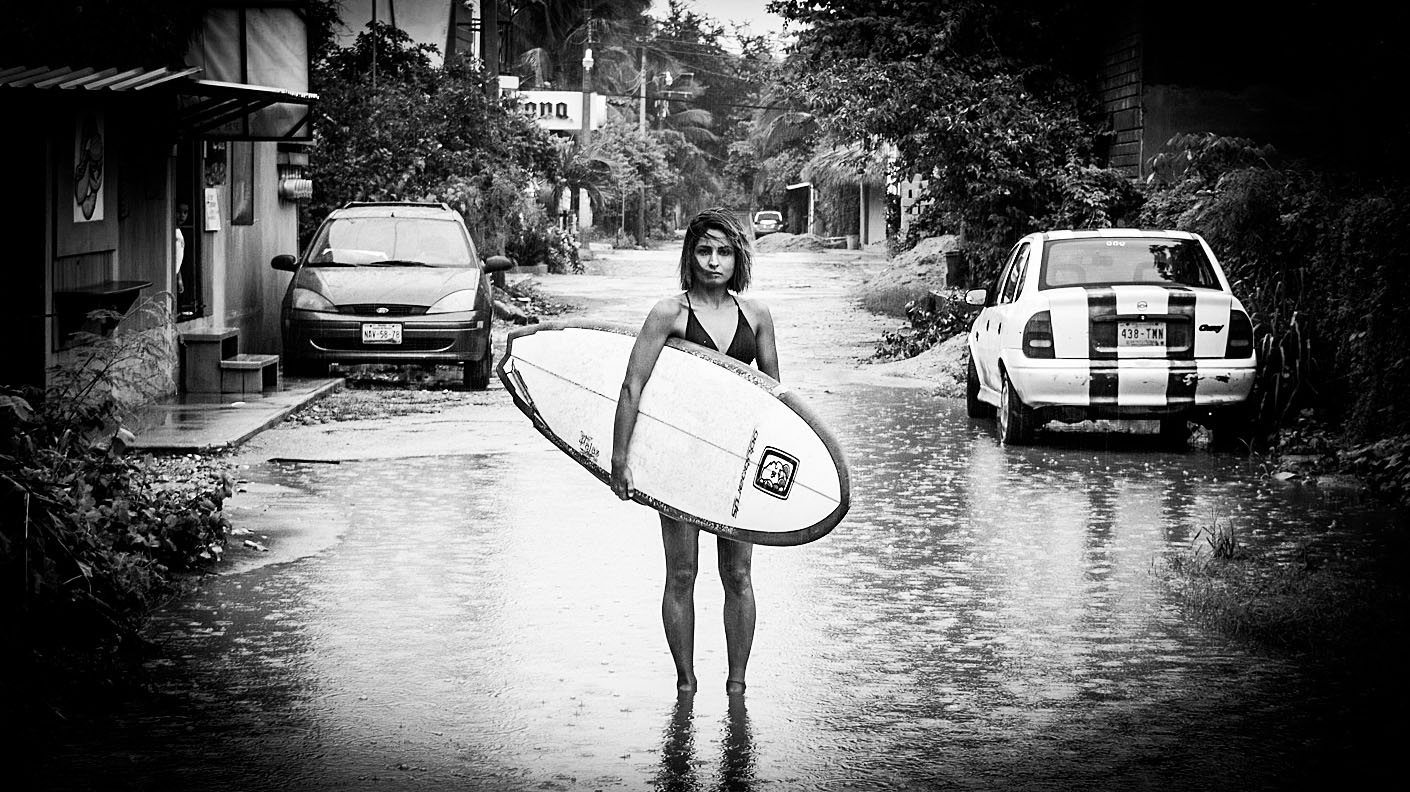 How Surfing Helped Me Cope with Trump's Travel Ban - SURFER Magazine