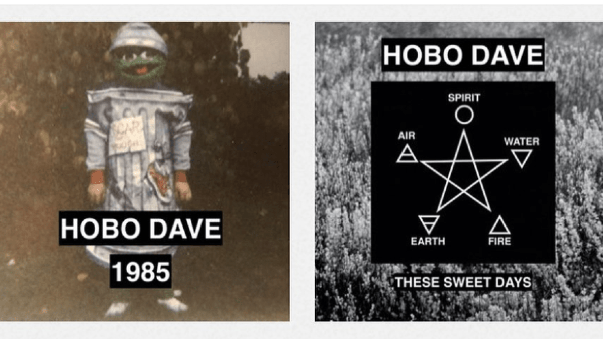 Who Is Hobo Dave and Why Will He Be At Camp Shred?