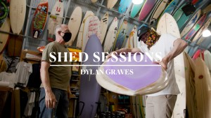 dylan graves bird's surf shed shed sessions