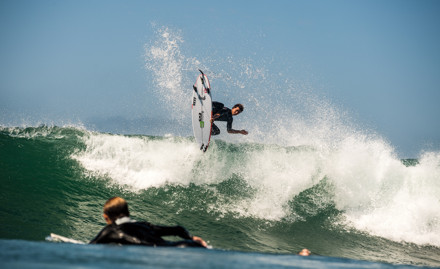 The young Griffin Colapinto is just hitting his surfing prime, but whether or not he'll have a World Tour in which to flex his competitive muscles seems uncertain.