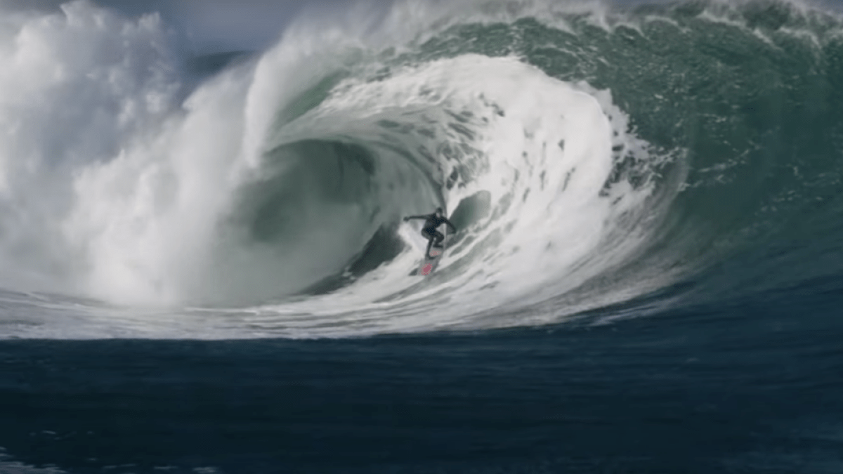 Get a Glimpse Into Ireland's Hard-Charging Surf Culture