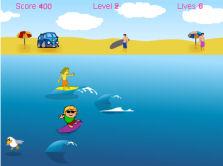BBC's Surf's Up
