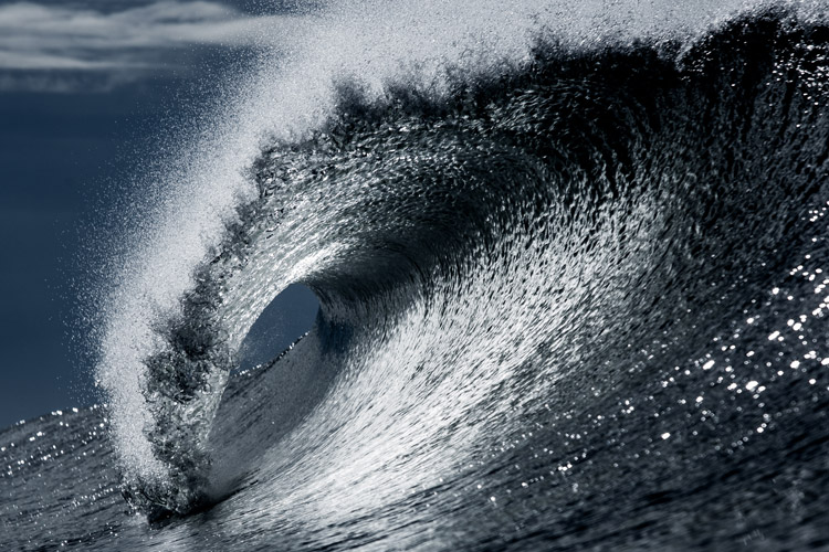 the biggest wave ever