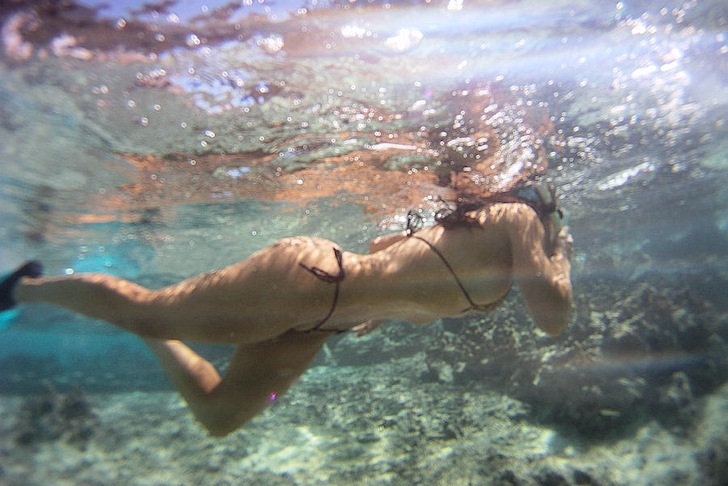 Special crystal opens way to underwater breathing
