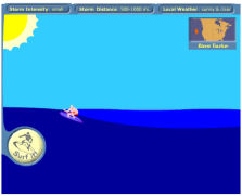 Discovery Channel's Surfing Game Test