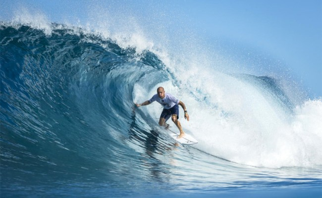 Kelly Slater Dissects His Life And Career On The Olympic