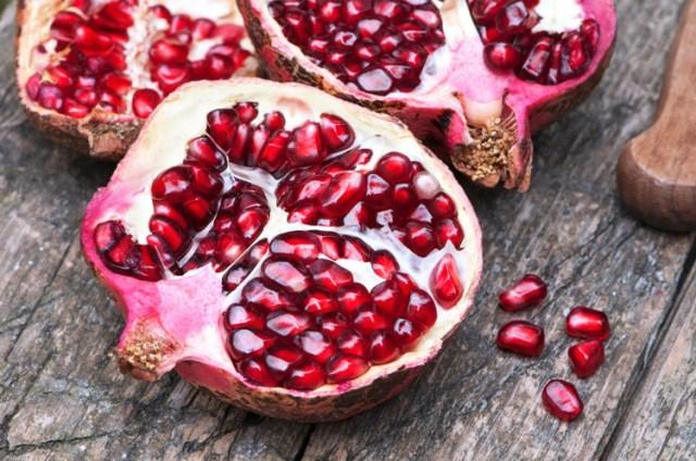 Pomegranates: they enhance blood flow | Photo: Shutterstock