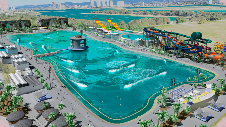 The best wave pools surf parks and artificial waves