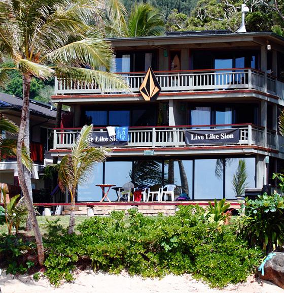 The Best Surf Company Beach Houses In Hawaii Jim Caldwells