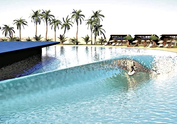 Australias first artificial wave pool will open in Queensland