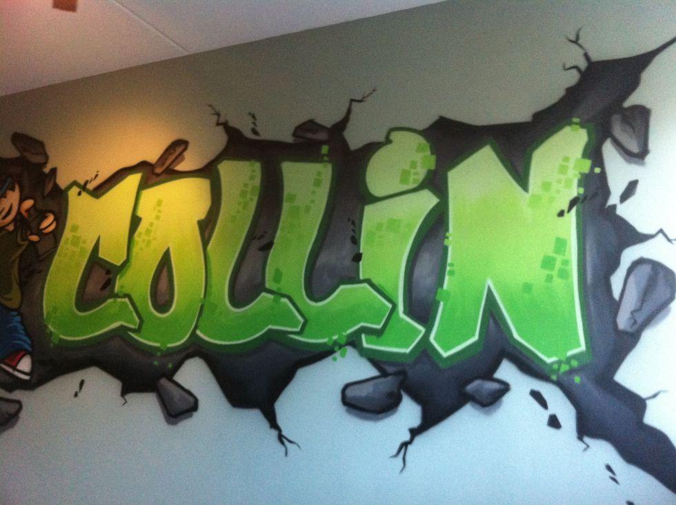 Graffiti kunstenaar  Surfing4art