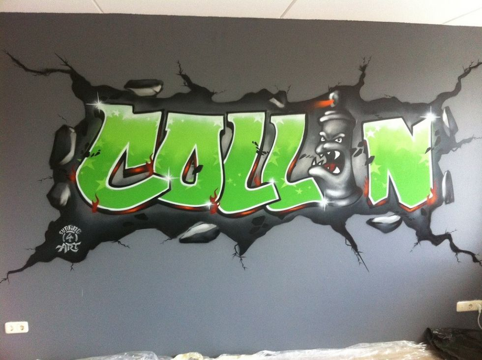 Graffiti Almere  Surfing4art