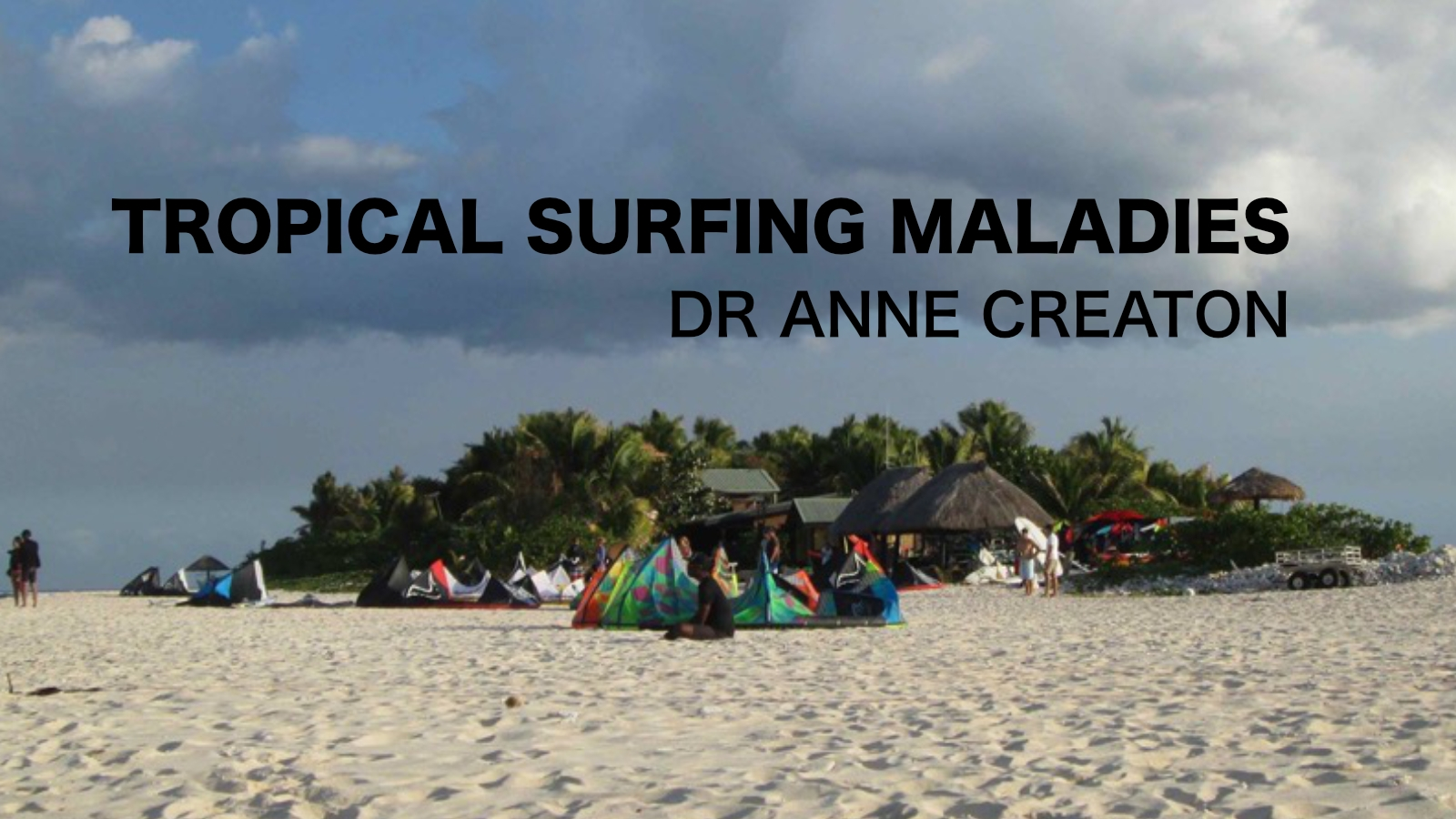 Tropical disease in remote Surfing environment