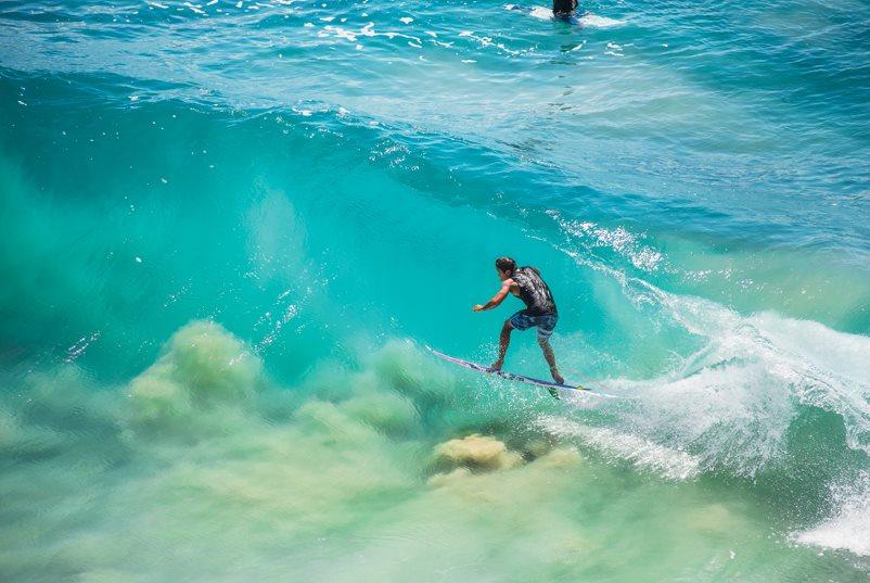 Surfer: Julian Wilson