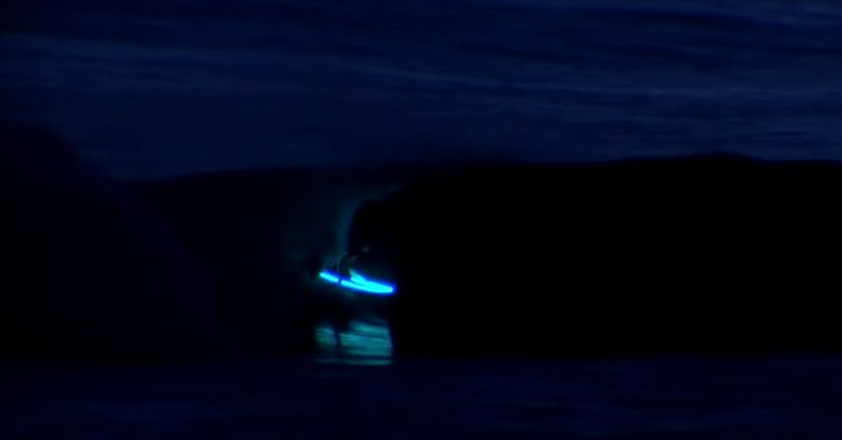 Night Surfing
