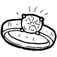 Brilliant Ring » Coloring Pages » Surfnetkids