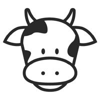 Cow Face » Coloring Pages » Surfnetkids