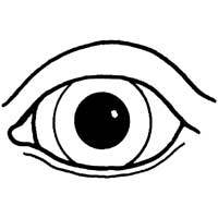 One Big Eye » Coloring Pages » Surfnetkids