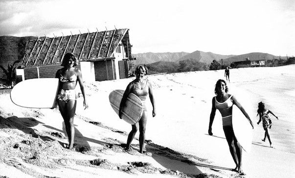 'Trailblazers in Women's Surfing' Opens April 25th at the