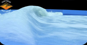 Point Break Wave Company Standing Wave
