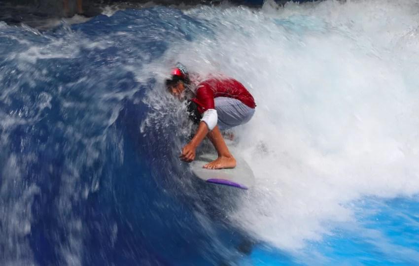 Kai Nichols | Eastern Surfing Association at Surfs Up NH | Surf Park Central