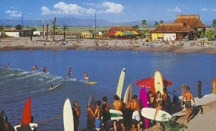Big Surf Arizona Surfing Wave Pool | Surf Park Central