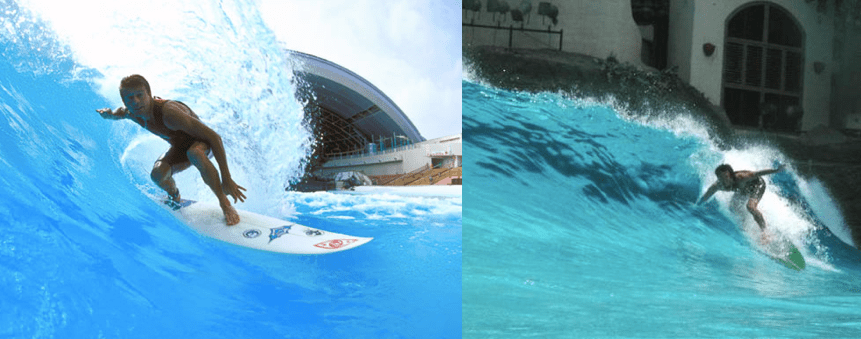 Ocean Dome Surfing Photos | Surf Park Central