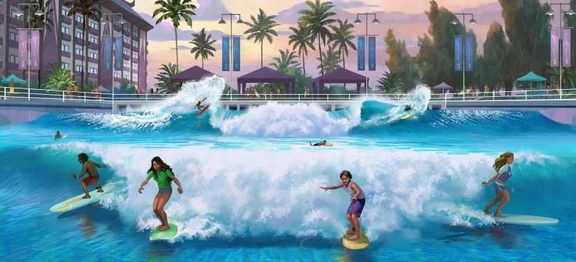 SurfLoch SurfPool rendering | Surf Park Central