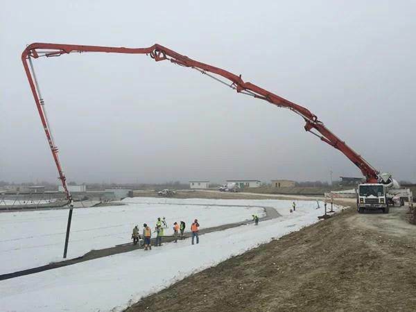 NLand Surf Park Wavegarden Construction January 2016 | Surf Park Central