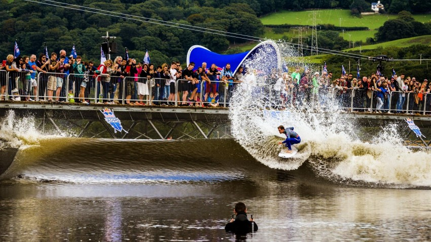 Surf Snowdonia Update January 2016 | Surf Park Central
