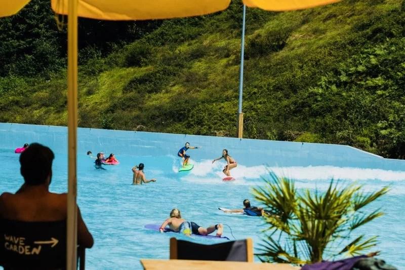 family surf session | Surf Park Central | Wave Pools | Wave Park | wave pool