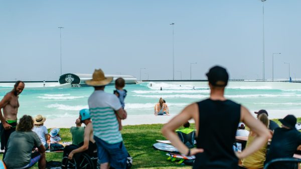 URBNSURF Melbourne Beach Scene Diversity | Surf Park Central