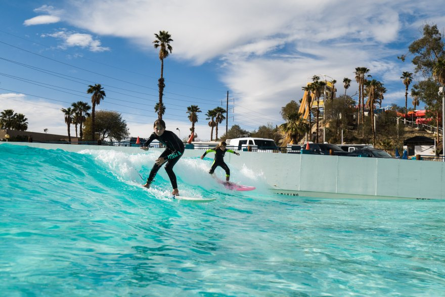 SURFLOCH Creates First Waves In Palm Springs