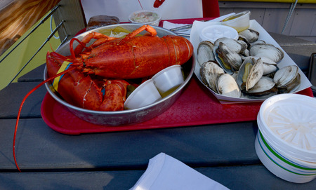Visit the Outer Banks and Enjoy Fall Restaurant Week and Oystoberfest!